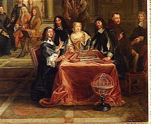 Descartes Mersenne