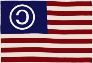 copyleft-flag