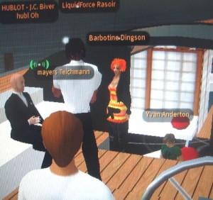 virtual present